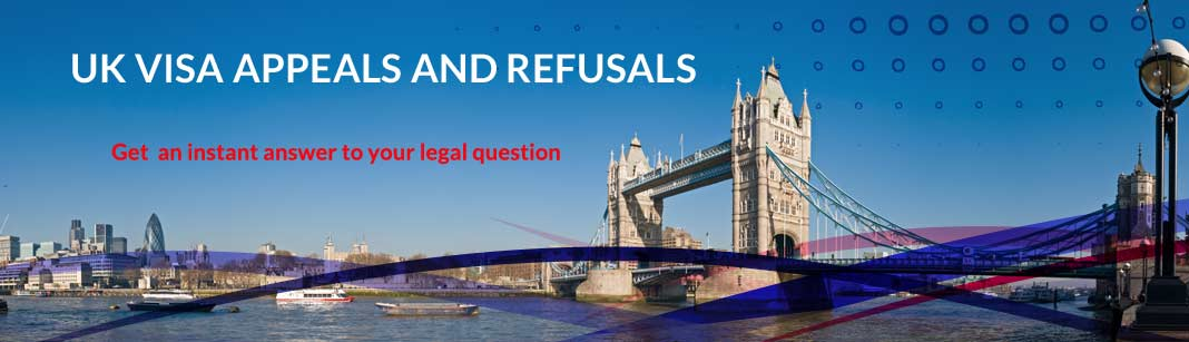 UK visa refusal and appeal - administrative review